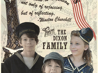 Merry Christmas From The Dixons