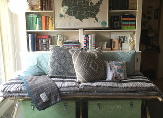 DIY Feather Bed Rolls