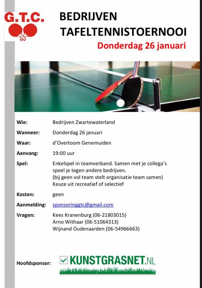 26 januari 2017 in D'Overtoom Genemuiden