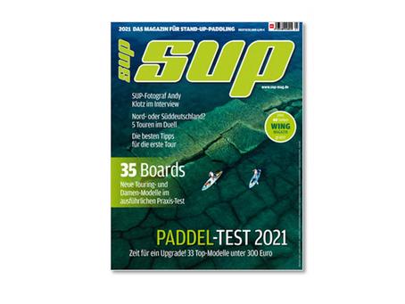 Die Paddel-Bibel: SUP 2021