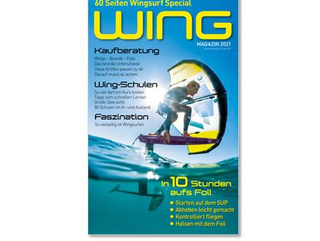 Wingfoil Special im XXL-Format