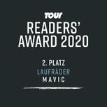 Readers_Award_2020_TOUR_2_Platz_Laufräde