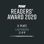Readers_Award_2020_TOUR_3_Platz_Laufräde