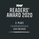 Readers_Award_2020_TOUR_2_Platz_Fahrrads