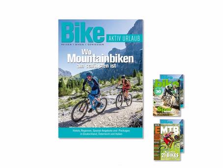 Wo Mountainbiken am schönsten ist: BIKE Aktiv Urlaub 2020