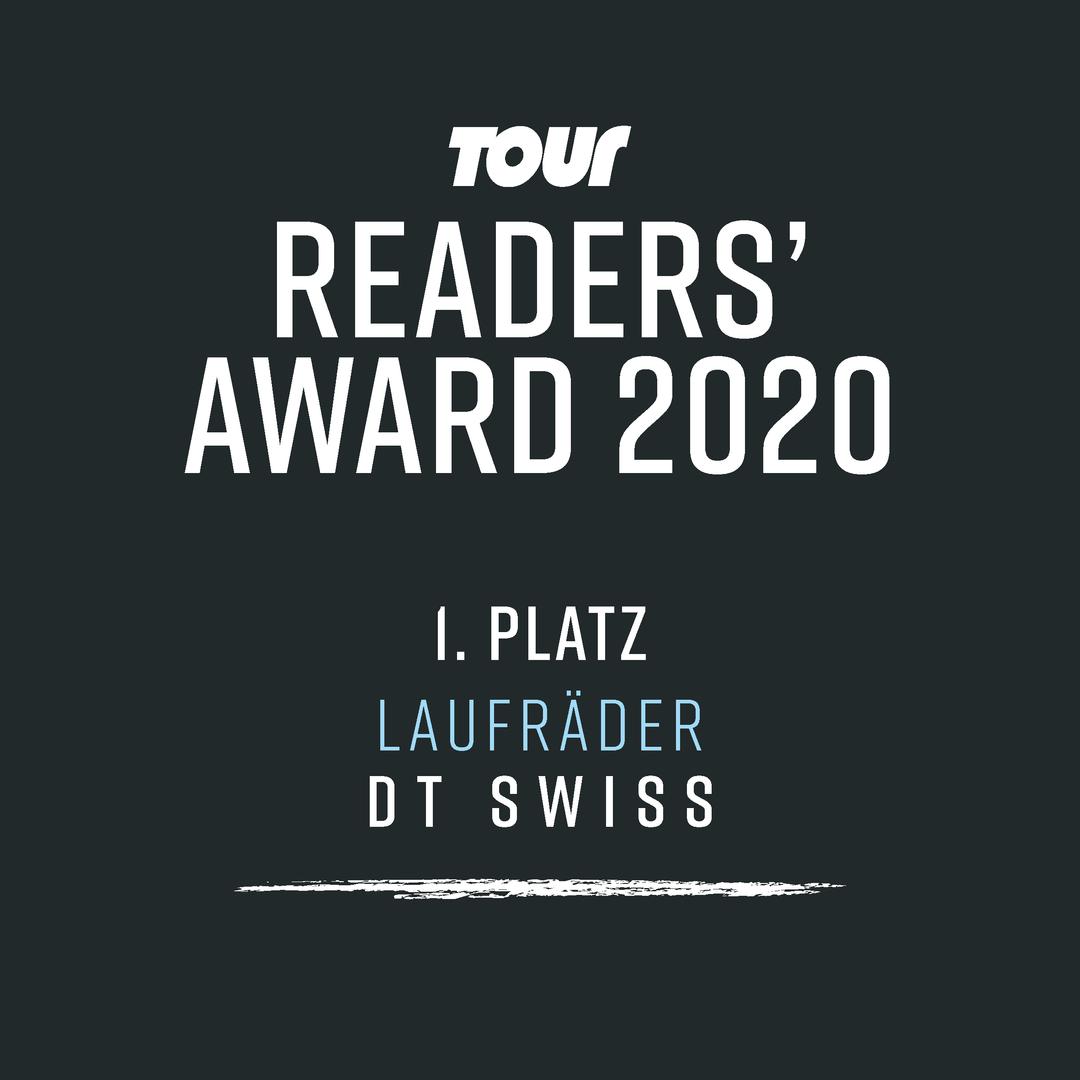 Readers_Award_2020_TOUR_1_Platz_Laufräde