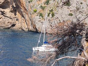 Sail tour Sa Calobra,Torrent de Pais