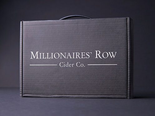 Millionaires' Row Briefcase (The Full Story 4-Pack)