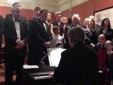 Englefield Concert Review