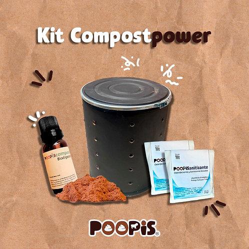 Kit Compost Power