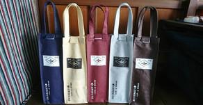 ツルノエオリジナル酒袋と会津中将 保冷袋の販売のお知らせ