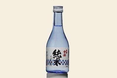 会津中将 純米生貯蔵酒