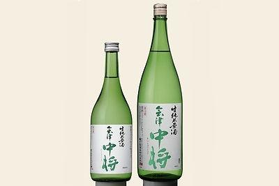 会津中将 生純米原酒