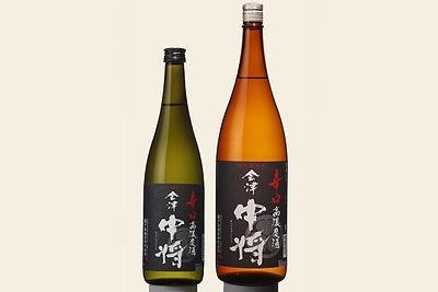 会津中将 本醸造 辛口高濃度酒