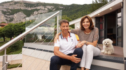 Cristina & Pascal vous accueillent