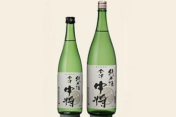 会津中将 純米酒