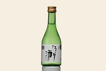 会津中将 にごり酒300