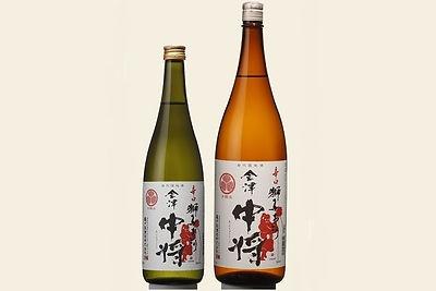 会津中将 本醸造 獅子おどり