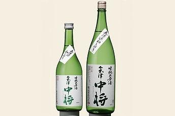 会津中将 生純米原酒 無濾過初しぼり