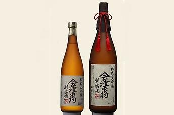 会津中将 純米大吟醸 特醸酒