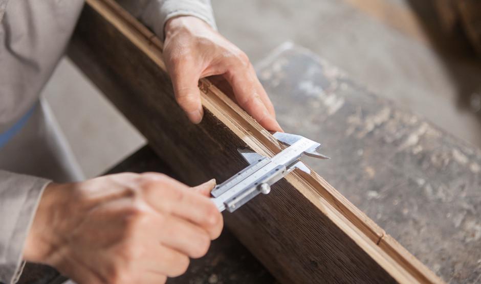 Tømrer på Arbejdspladsen