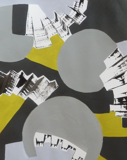 Fläche und Raum 15 (Detail)