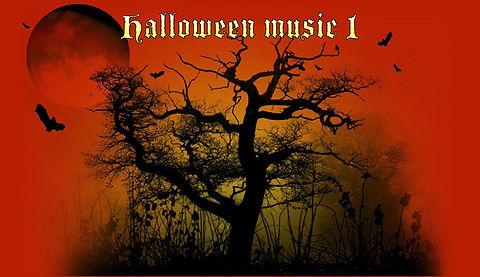 Halloween muziek 1