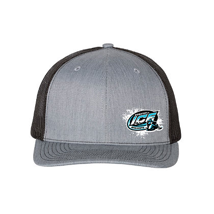 Webster County Ice Breakers Snap Back Cap