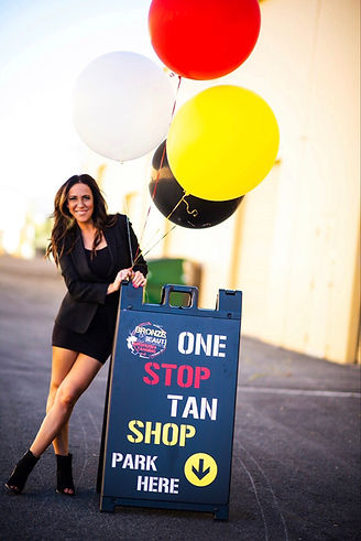 one stop tan shop salon location