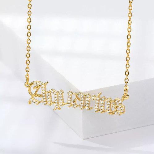 Zodiac BB Necklace