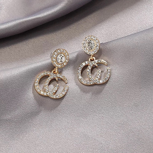 BB Crystal Earrings