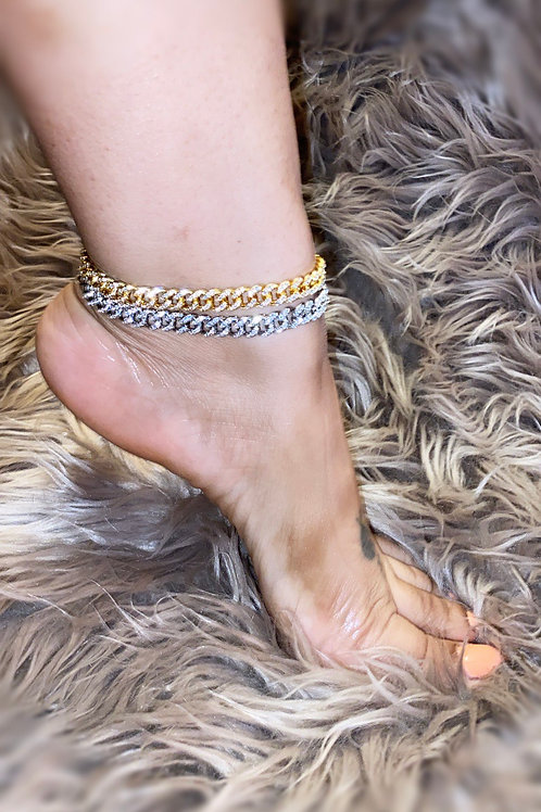 Linx Statement Anklet