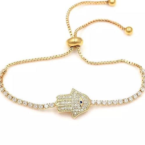 BB Hamsa Bracelet