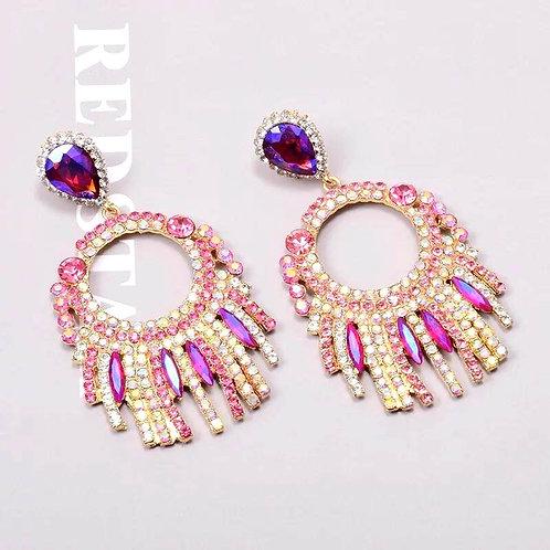 Love on Top Statement Earrings