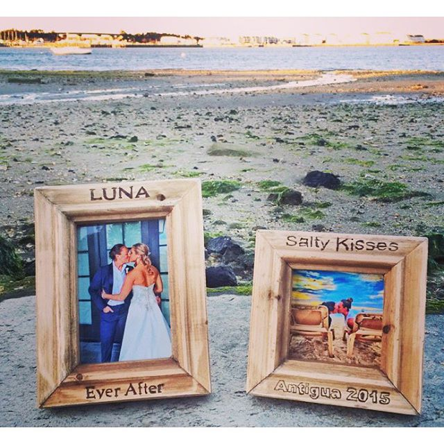 Frames for my favorite lady lovers #👭 🌈 #CustomFrames #HandMade #Pyrography #Woodworking #Dowoodwo