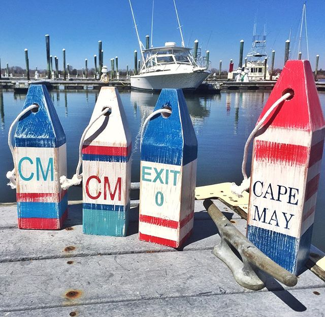 Yeaaaaa Buoy!! More Cape May Buoys dropp