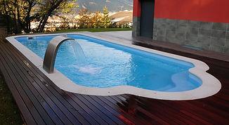 בריכות שחייה | זרמים | פיברגלס | יצוקות
