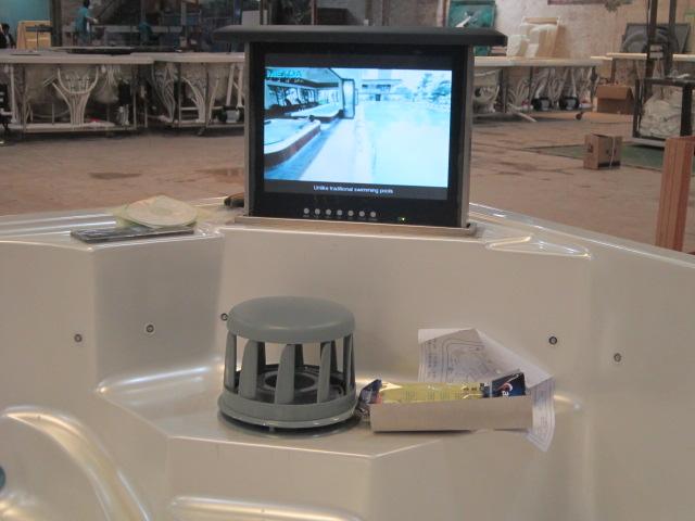 מוגן מים LCD מסך
