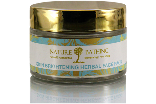 SKIN BRIGHTENING HERBAL FACE PACK