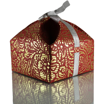 GIFT POUCH-RED