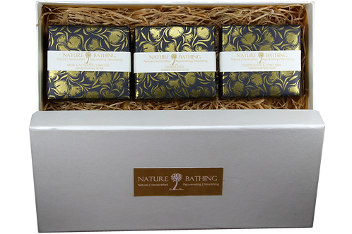 NATURE BATHING GIFT BOX FOR HIM