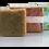 Handmade Shampoo Bar | Natural | Brahmi, Bhringraj & Hibiscus | Hair Fall | Nature Bathing | India