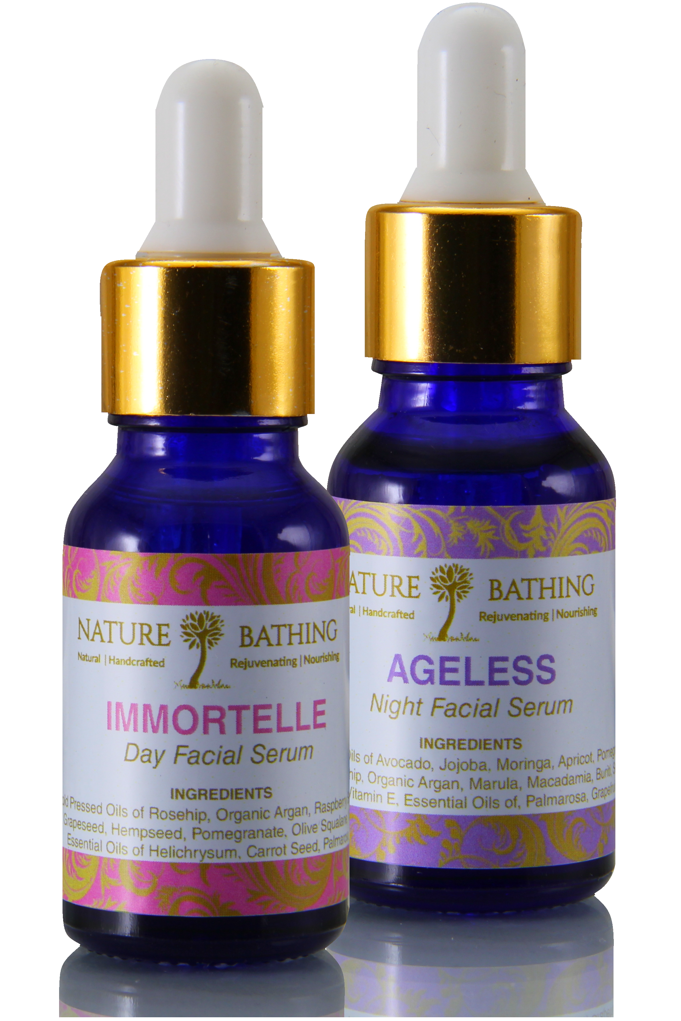 Day & Night Facial Serums