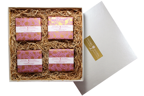 NATURE BATHING GIFT BOX FOR HER