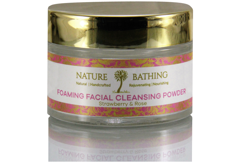 Facial Cleansing Powder
