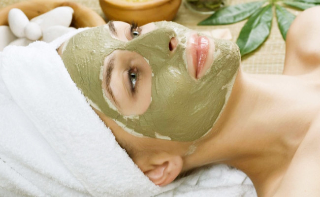 Green Clay Face Mask