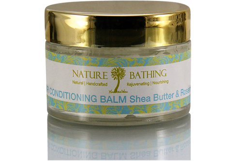 HAIR CONDITIONING/STYLING BALM Shea Butter & Rosemary