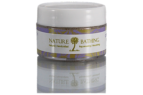 Lip Scrub | Natural | Coconut Blossom Nectar | Packed View | Nature Bathing | India