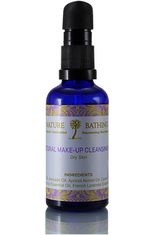 NATURAL MAKE-UP CLEANSING OIL Dry Skin