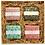 Thumbnail: NATURE BATHING GIFT BOX OF 4 SOAPS